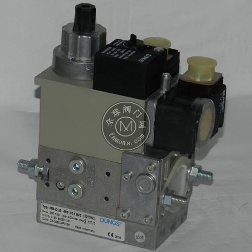 德国DUNGS冬斯电磁阀MBDLE405