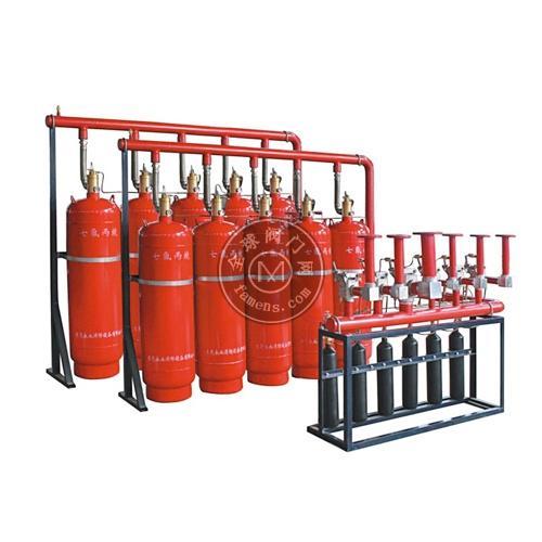 管網式七氟丙烷滅火裝置