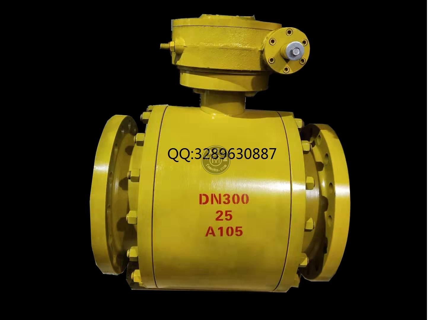 供应高性能Q341/Q347 API6D球阀
