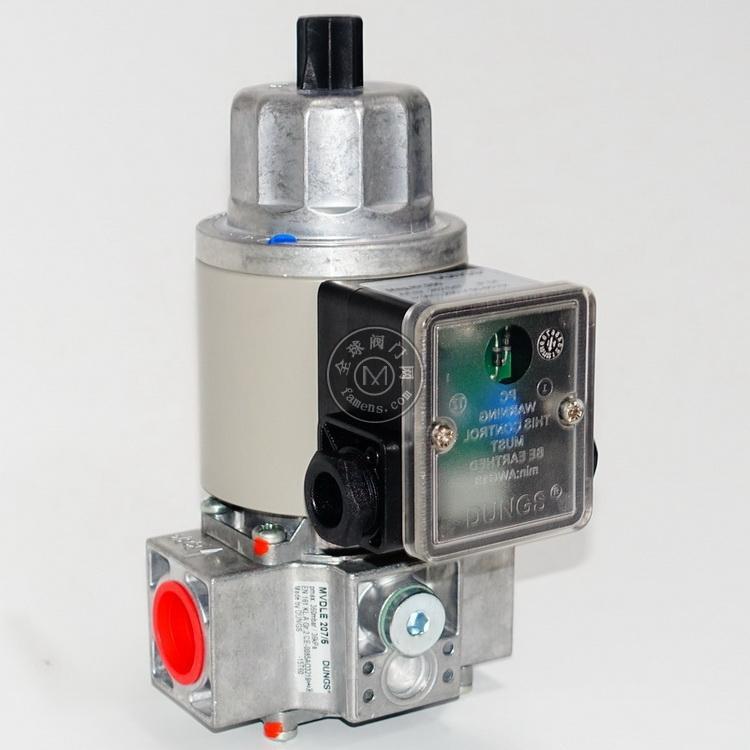 德國DUNGS冬斯電磁閥MVDLE207/5閥組