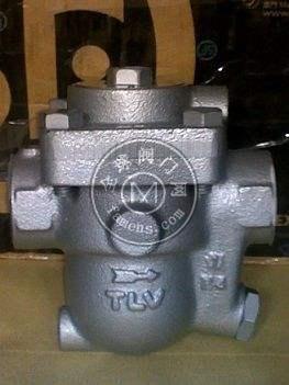 J6S-X不銹鋼蒸汽疏水閥是日本TLV生產的自由浮球式蒸汽疏水閥
