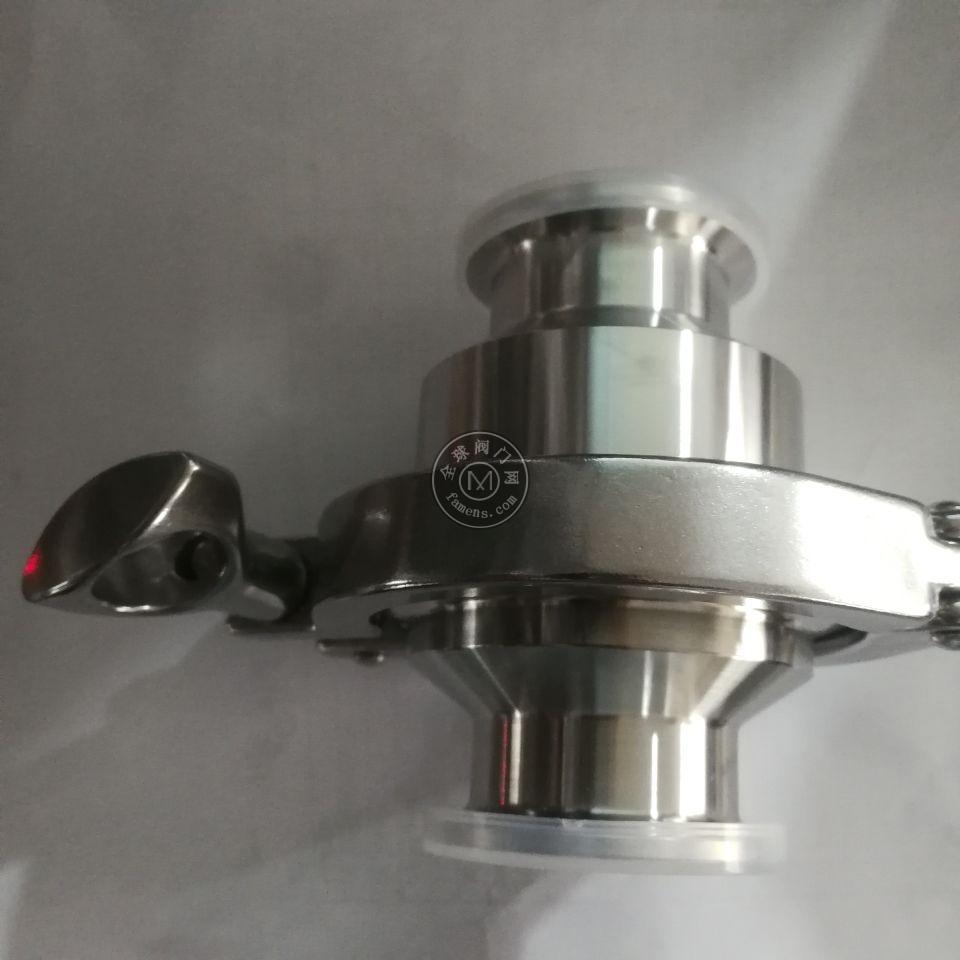 衛生級食品級不銹鋼快裝/焊接止回閥304&316L