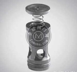 REXROTH力士樂M-SR15KE05-1X插裝式單向閥