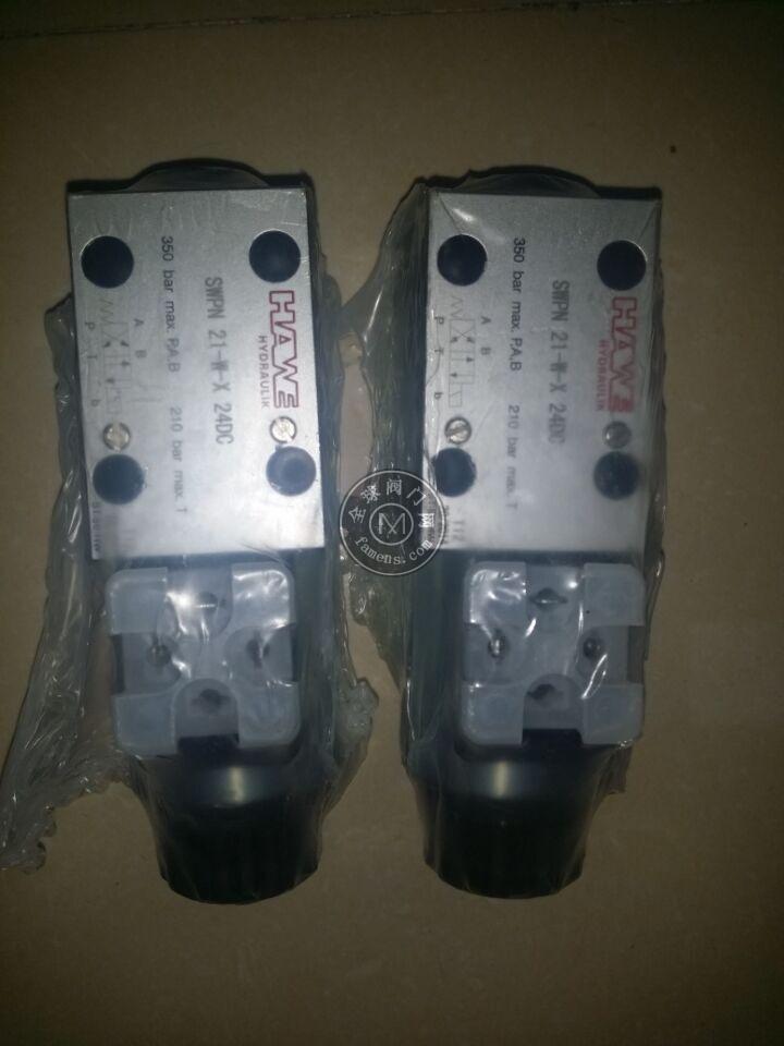 REXROTH力士乐SWR1A7-UD-1-WG230-210 换向阀