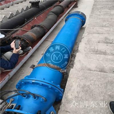 大流量下吸式潜水泵,高扬程卧用深井泵