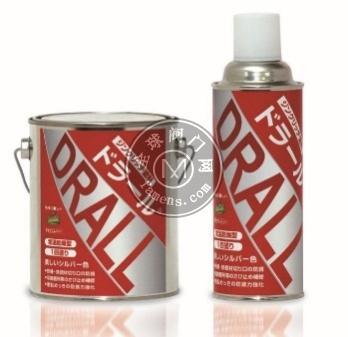德拉(DRALL)  富鋅涂料,常溫速干修補涂料, 達克羅修補,熱鍍鋅修補,防腐防銹涂層處理