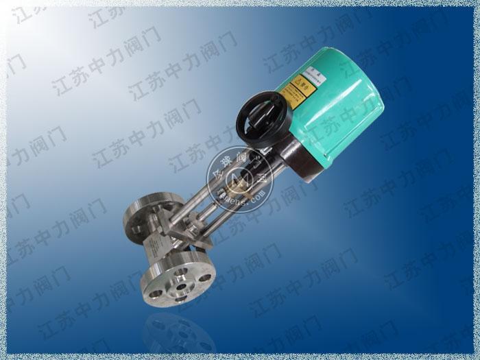 J941Y-420P電動法蘭截止閥