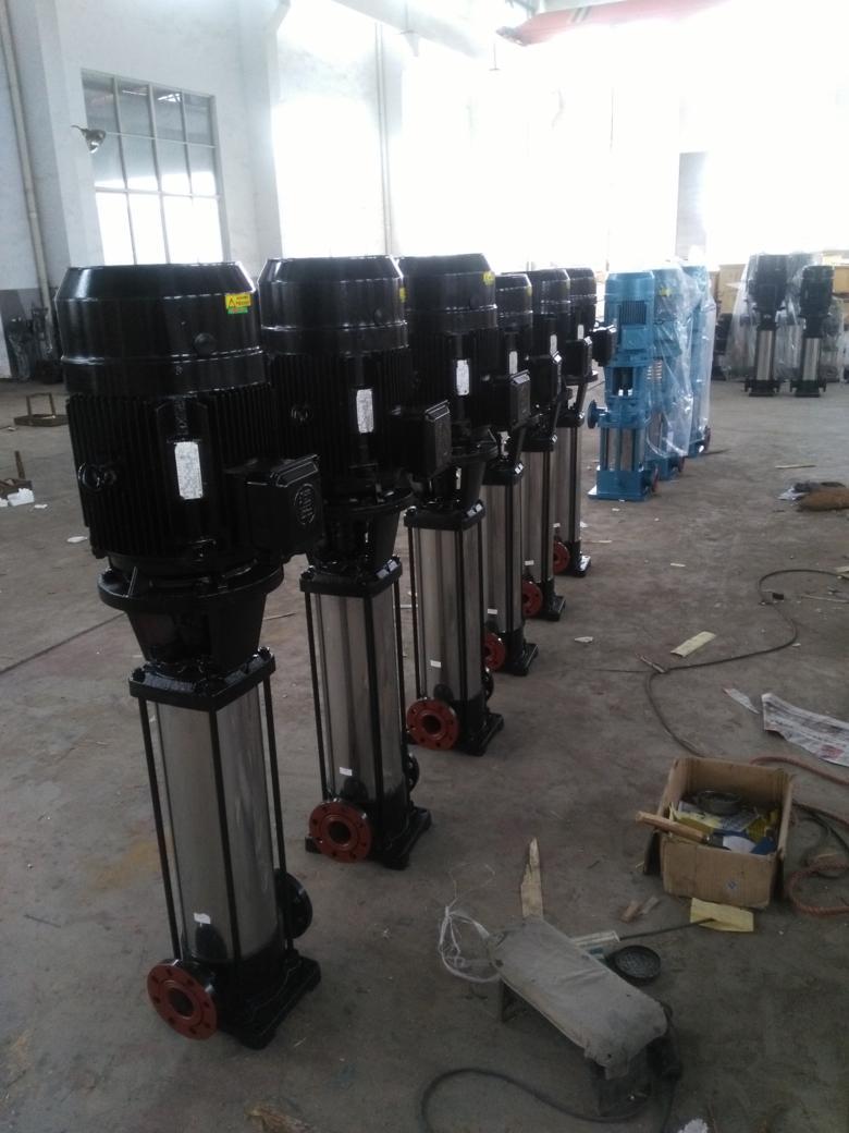 张家港恩达泵业的锅炉给水泵JGGC12.5-15X14