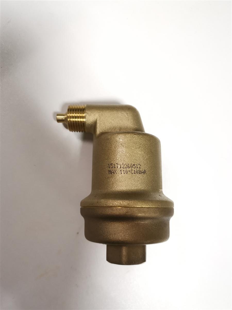 SPIROTOP黄铜排气阀