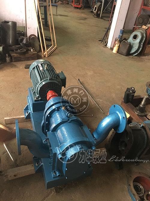 板框压滤机专用泵-粘稠浓浆泵