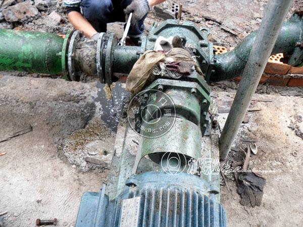压滤机配套旋转活塞泵-浓浆污泥泵