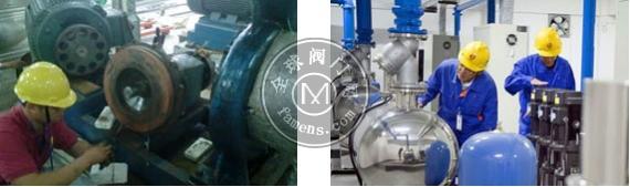 广州市水泵维修改造安装,恒压变频控制柜维修改造,泵房水泵机组维修改造