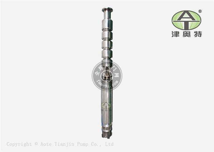 节能省电_变频不锈钢潜水泵_流量大扬程高_天津奥特
