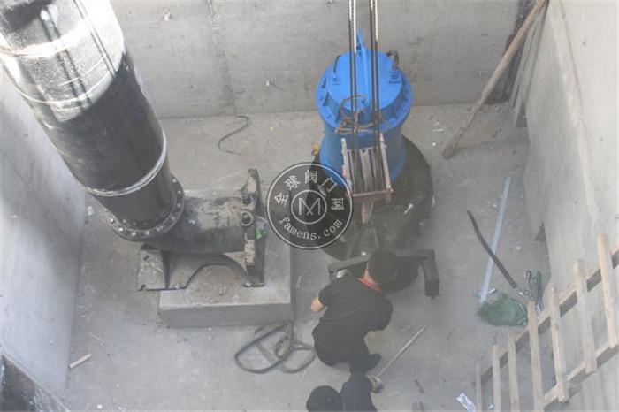 工廠專銷_污水潛水泵_變頻耐用_城市排污