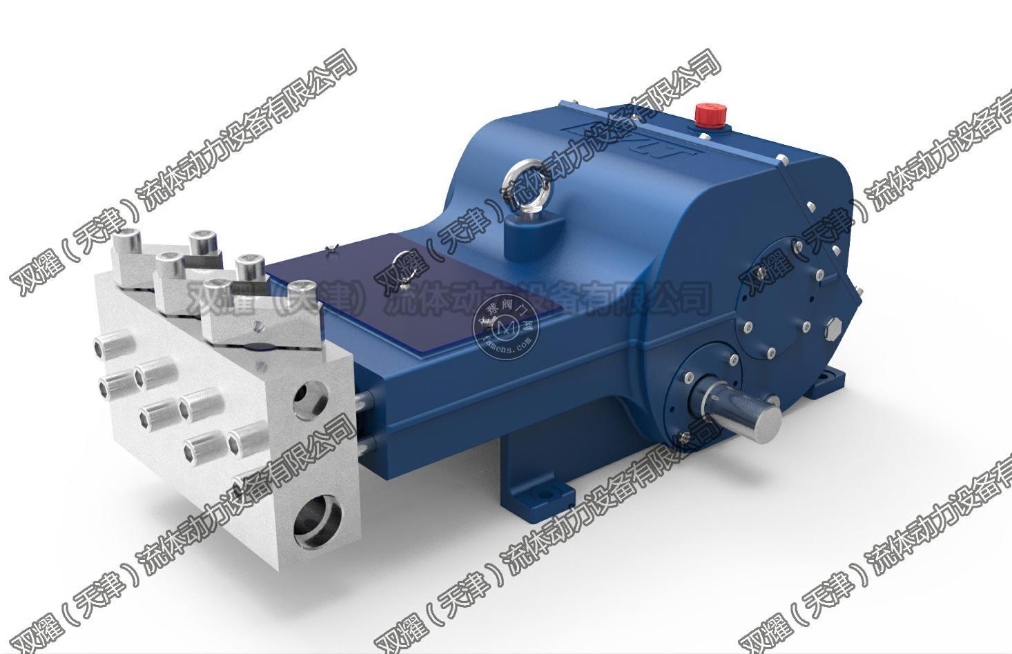 雙耀高壓泵-高壓試壓泵-高壓清洗泵