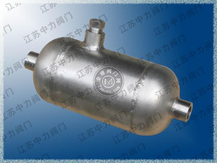 DN100對焊式不銹鋼冷凝容器