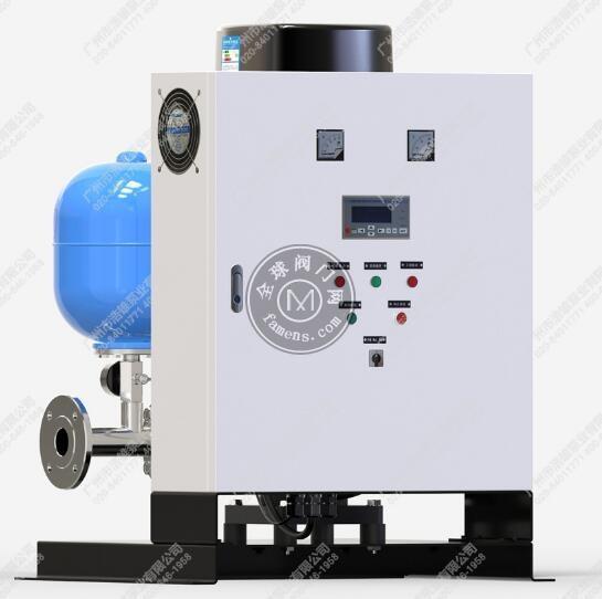 廣州CWS-LS型全自動變頻增壓水泵_全自動管道增壓泵