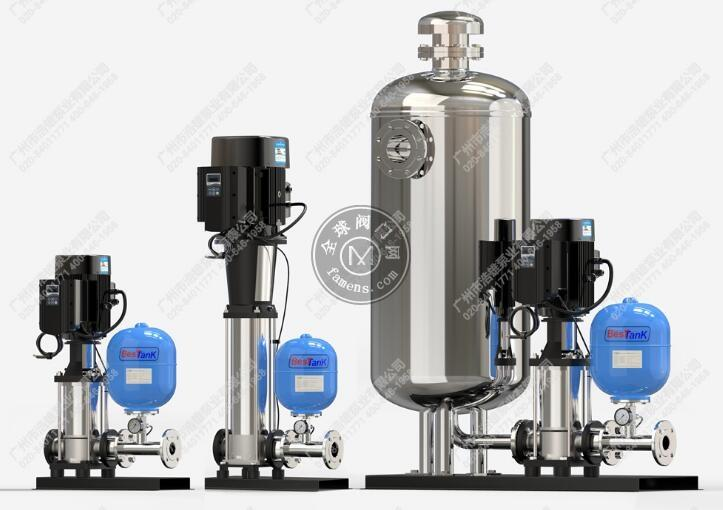 广州CWS-VI型全自动变频增压水泵_变频自动增压泵