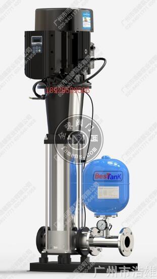 广州GWS-BI型全自动变频增压水泵_无负压变频供水设备