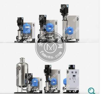 广州GWS-BS型全自动变频增压水泵厂家