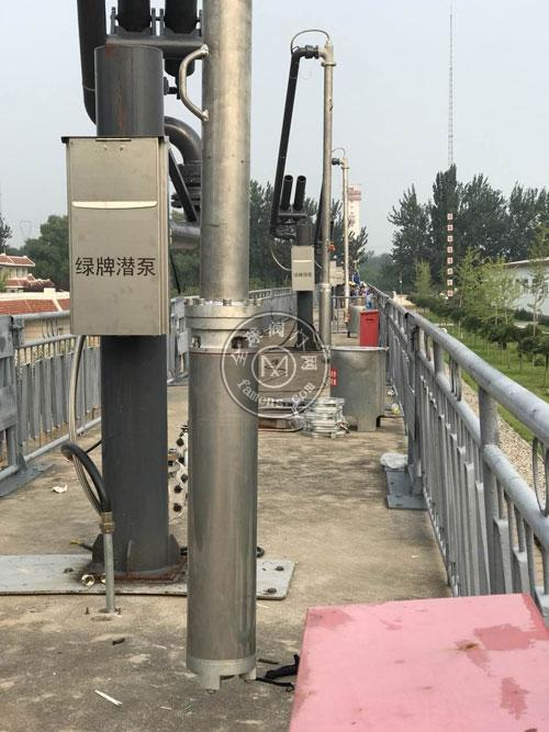 防爆不銹鋼液下泵-地下罐專用液下泵-免維護無磨損液下泵