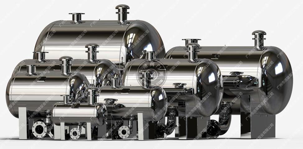 廣州WLG不銹鋼無負壓穩流罐_變頻自動增壓泵