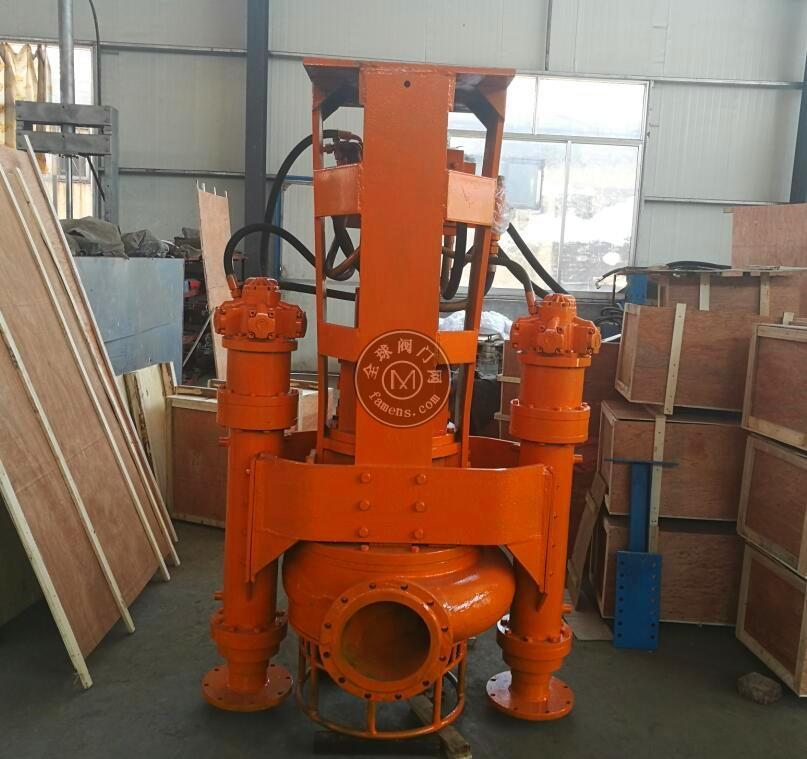 供应挖掘机污泥泵 液压污泥泵