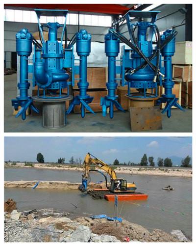 高效挖掘機抽泥泵 抽泥泵廠家