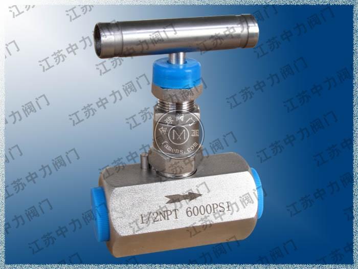 J61Y-800P超高压承插焊接针阀