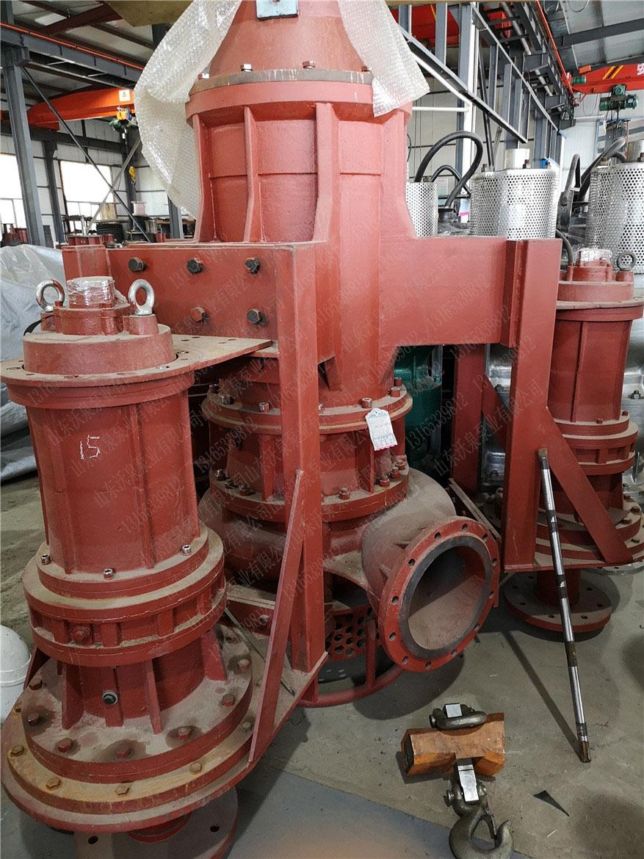 大功率潜水粉浆泵 大型耐磨抽砂石泵 买家推荐