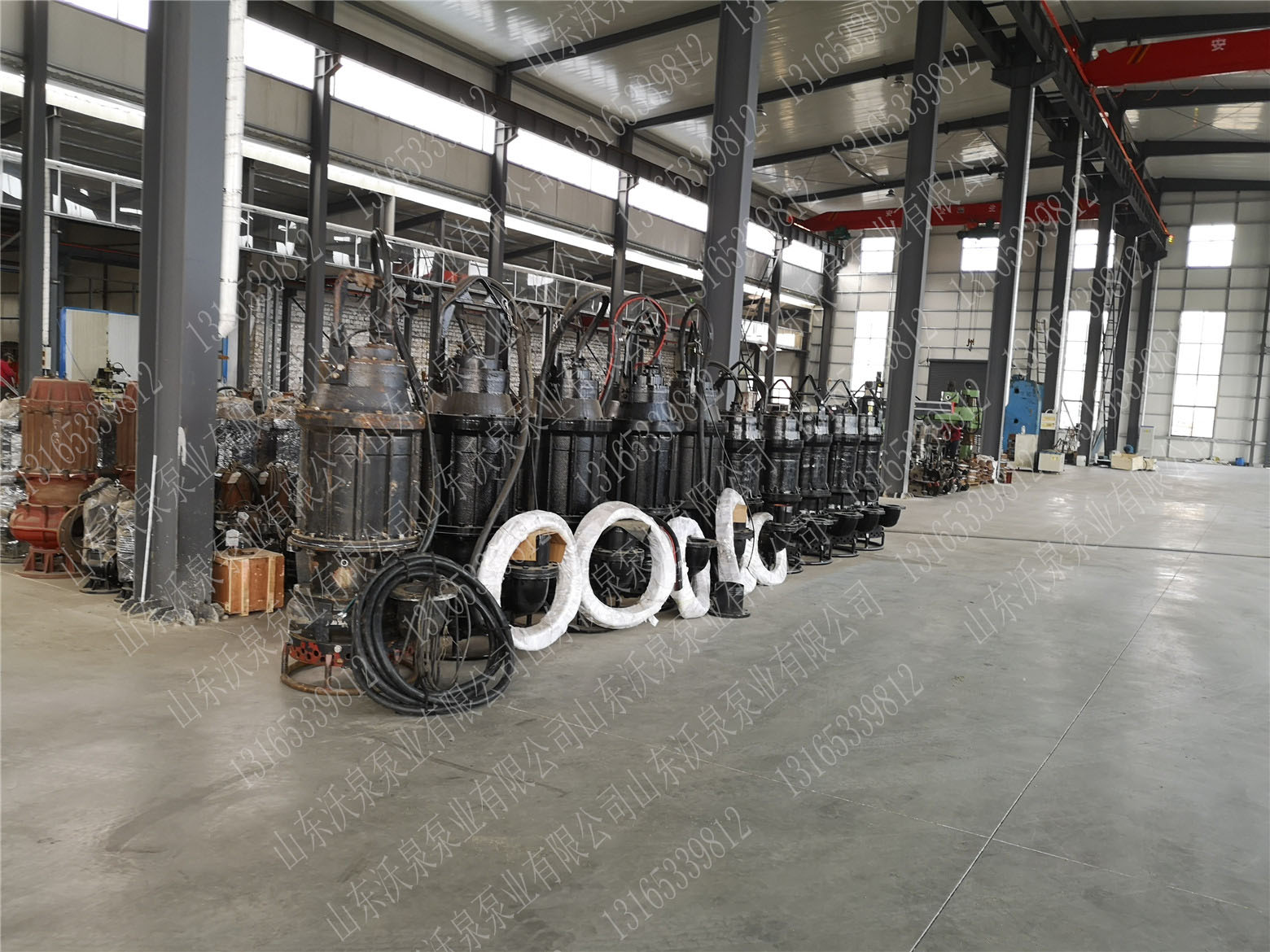 防爆排沙泵耐磨抽渣泵 深井专用耐磨抽砂石泵 专业快速