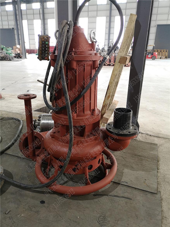 污水耐磨排渣泵 围堰专用耐磨排渣泵 厂家现货
