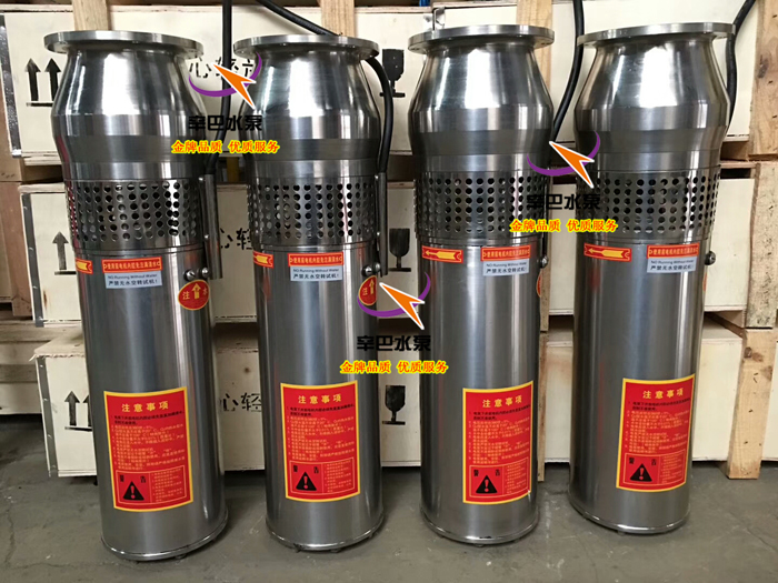 QSP100-9-4喷泉泵 喷泉专用泵 喷泉水泵 QSPF不锈钢喷泉泵