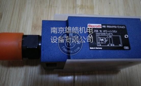 ZDR10VP6-3X/200YV力士樂節流閥現貨銷售