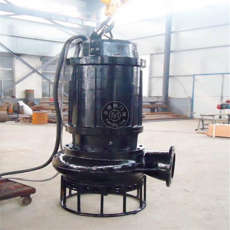 沉淀池泥沙泵 攪拌沙泵 耐磨渣漿泵