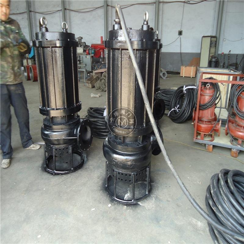 加搅拌器抽沙泵 供应沙泵厂家