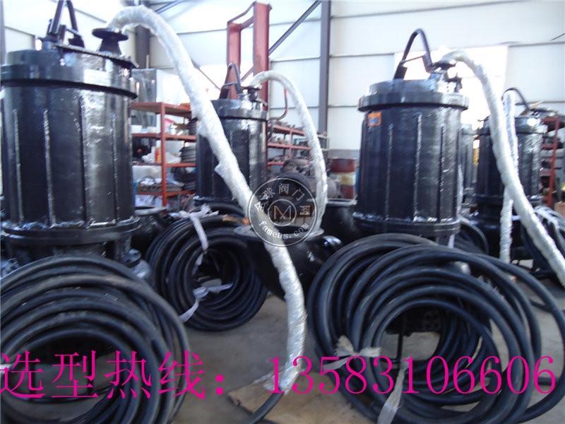 電動潛水立式抽沙泵廠家