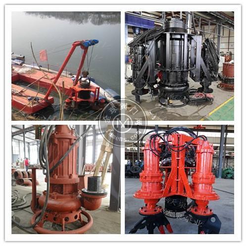 電動抽泥泵 泥漿泵 吸泥泵圖片