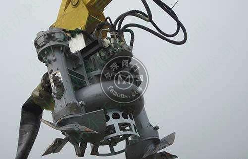 山東液壓泥砂泵 挖掘機清淤泵