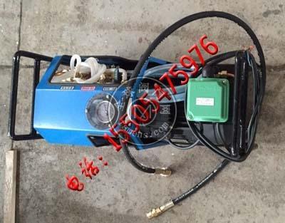 华煤LB-7X10电动水压泵的使用范围和特点