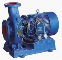 ISW型单级单吸卧式清水泵