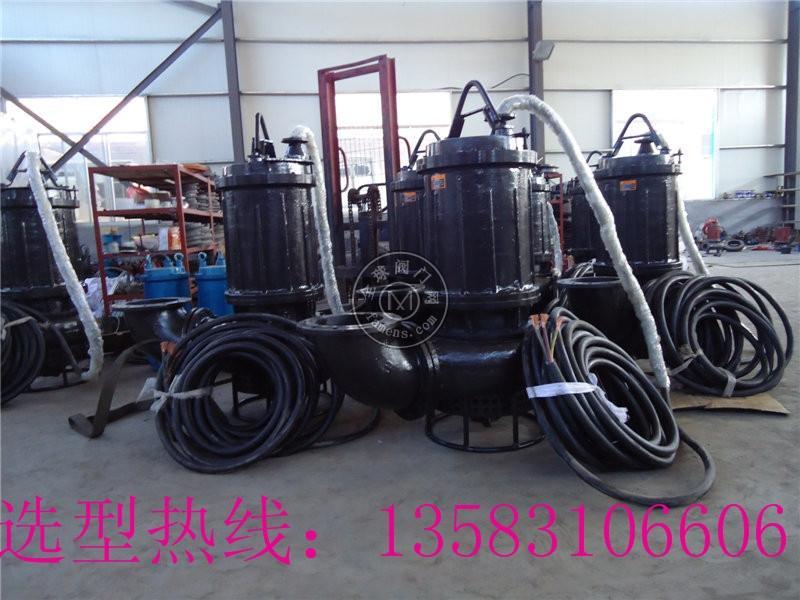 煤矿厂煤泥泵-洗煤池大口径煤浆泵