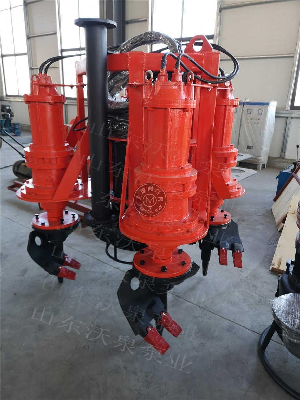 工业用电动渣浆泵 搅拌耐磨砂浆泵