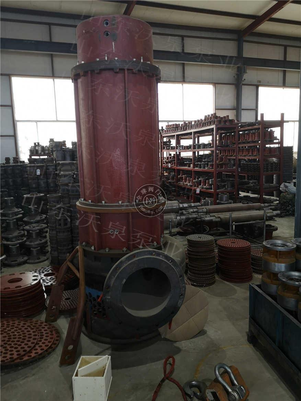 耐高温钢渣泵 轧钢厂废渣泵 深井高扬程清淤泵