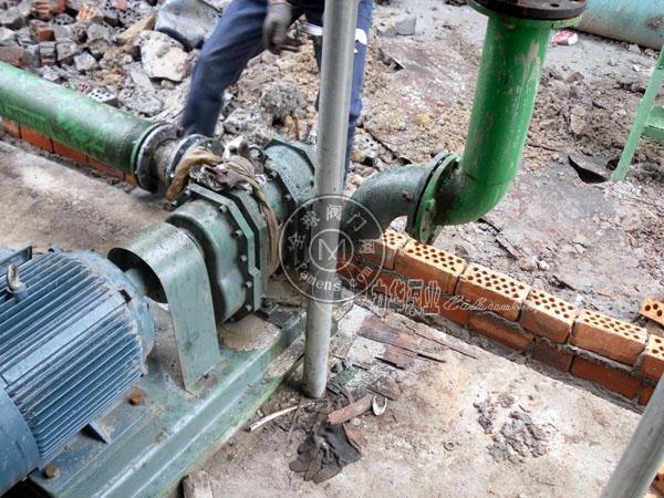 力华高压力浓浆泵-粘稠泥浆泵