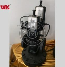 直销玮控隔膜式减压阀 DP17导阀型蒸汽减压阀 铸钢隔膜减压阀