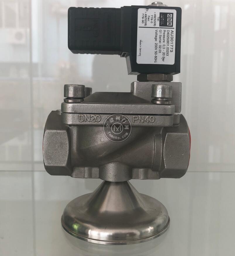 原装进口德国GSR电磁阀 GSR气动阀