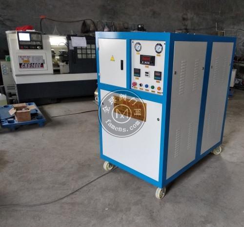 海德森諾高壓制氮機直接輸出所需壓力的氮氣