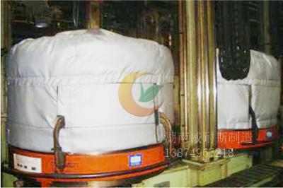 阀门罐体保温套管道可拆卸保温隔热套阀兰套尺寸 可定制重复利用