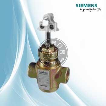 西门子冷水自控阀VVI47.25-10电动调节阀